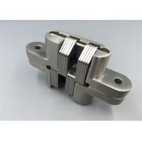 China Self Close Soss Cabinet Hinges Concealed Hinges Stainless Steel Ultra Quiet on sale