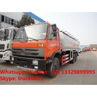 Best dongfeng 6*4 LHD 210hp diesel 23000L dongfeng double rear axles oil truck for sale, wholesale price Fuel tank truck wholesale