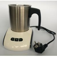 Buy cheap Stainless Steel Automatic Electric Milk Frothermilk frother for home use product