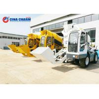Buy cheap High Performance Self Loading Concrete Mixer 6700 X 2400 X 3100mm Size from wholesalers