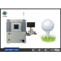 Best CNC Programmable Detection Electronics X Ray Machine Golf Ball Inner Quality Inspection wholesale