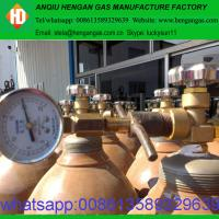 Best The Price of high pressure Helium Gas Cylinder Helium Gas Tank wholesale
