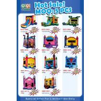 Best Kids Inflatable Caslte Side Combo Wholesale wholesale