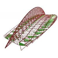 China Steel Structure Roof on sale