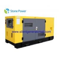 Best Soundproof Lovol Electric Power Diesel Generation 33KW 41KVA 50hz Frequency wholesale
