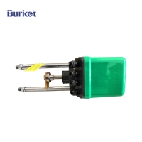 Best DC24V AC220v Industrial Automation 4-20mA Electric steam heat oil globe Actuator Small Operated Valve wholesale