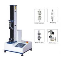 Best Electronic Lab Testing Equipment Multiple Clamps Force And Elongation Display wholesale