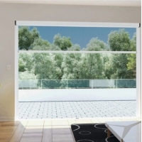 China Insect prevention extra large size garage door insect screens on sale
