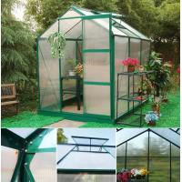 Best 6x6ft anodized greenhouse with clear structural drawing wholesale