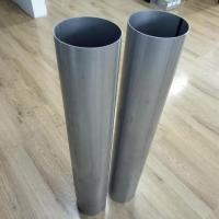 Best EN10130 DC04 ERW Aluminized Steel Tube with Erased Seam for Heavy Truck Exhaust System wholesale