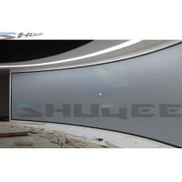 Best Customized 3D Cinema System, Large Arc Theater Screen For Exhibition, Popular Science wholesale