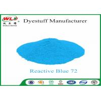 Best Custom Blue Fabric Dye Reactive Turquoise Blue P-GR C I Reactive Blue 72 wholesale