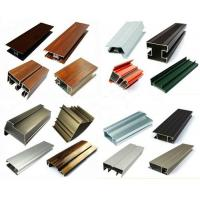 China 6000 Series Anodized Aluminium Profile 6063 Custom Industrial Aluminium Extrusion on sale