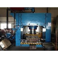 """Best 25Mpa Heavy Duty Hydraulic Press Machine Double Action PLC Control Processing Size 2""""-8"""" wholesale"""