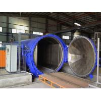 Best Composite curing autoclave with world class engineering and unique system design wholesale