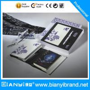 Best Loose leaf notebook  gift set for advertisement wholesale