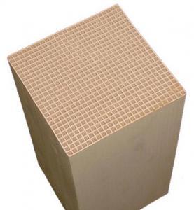 Best Ceramic Honeycomb Monolithic Catalyst Support wholesale