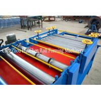 Buy cheap Automatic Stacking Metal Plate Cutting Machine Transformer Core Cut To Length Machine product