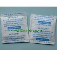 Best 1/6 Unit Clay Desiccant in Tyvek Bag (MIL-D3464E) wholesale