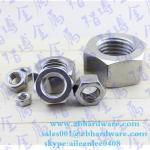 Best Hot sale low price China fastener manufaturer hex nut m3 to m64 din934 wholesale