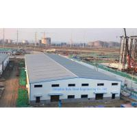 Best Painting Surface Metal Warehouse Buildings / Steel Structure Factory Building Steel Cladding Sheet wholesale