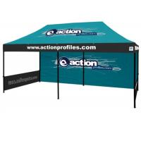 Best Aluminum Structure Advertising Folding Tent Custom Printed Canopy Tent 3X6 wholesale