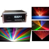 quality outdoor 7w rgb full color club laser disco laser light show. Black Bedroom Furniture Sets. Home Design Ideas