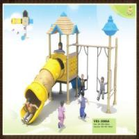 Buy cheap Interesting Outdoor Playground Slide (VS2-2086A) from wholesalers