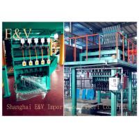 Buy cheap Water cooling Upward Casting Machine / copper rod making machine 8mm 12000t product