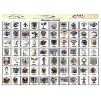 Best Crystal Glass Curtain Rod Finials wholesale