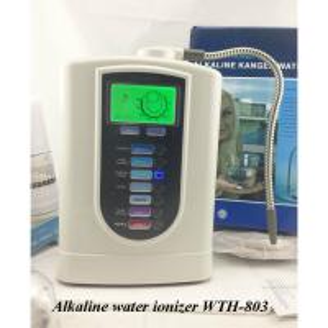 Best Alkaline Home Water Ionizer Eco - Friendly With 3 Plates Platinum Titanium wholesale