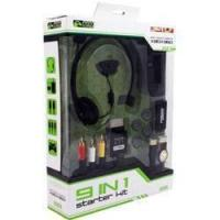 Buy cheap game accessories bundle/ 9 in 1 Starter Kit for X-360 from wholesalers