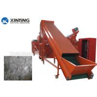 Best Agricultural Film Recycling Line PE Film Waste Plastic Washing Recycling Machine wholesale