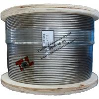 Best A4 1.4401 316 1x19 8mm Stainless Steel Wire Rope wholesale