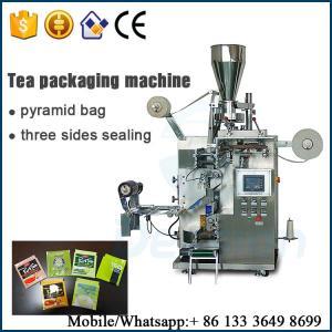 China automatic tea packing machine / loose leaf tea packing machine on sale
