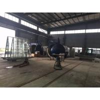Best 2M Or Customized Inner Diameter Glass Laminating Autoclave Machine / Glass Autoclave For Bricks / Glass / Wood wholesale