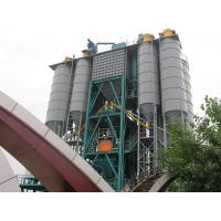 Best Low Noise 1 ~ 4 Minutes Short Mixing Time Dry Mix Mortar Plant 50t / H Drying Capacity wholesale