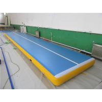 China Outdoor Inflatable Gymnastics Mat Water Gymnastics Mat For Women Leakage - Proof on sale