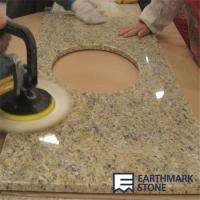 Best New Venetian Gold Granite Vanity Top wholesale