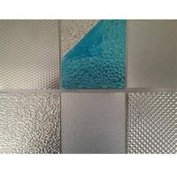 Best 4' X 8' 1050 Embossed Aluminum Panels High Strength Anti Static Corrosion For Refrigerator wholesale
