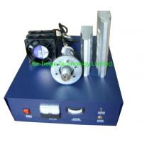 China Paper Cup Electric Ultrasonic Welding Machine For Electronic Products , Portable on sale