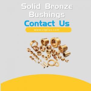Best Butterfly Valves Cast Bronze Bushings , Oil Impregnated Bronze Bearings DN 100 Size wholesale