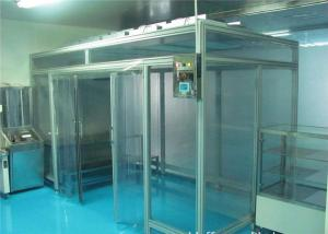 Best Modular  Softwall Portable Clean Room Booth Station wholesale