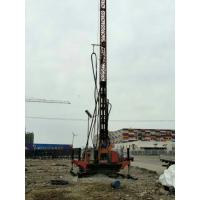 Best XPG-65 long mast jet grouting drilling rig single double triple jet grouting drilling rig wholesale