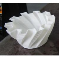 Best ABS / Nylon White Large Scale 3D Printing For Consumer Goods Full color wholesale