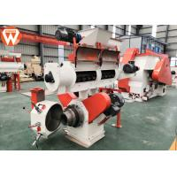 Best SZLH250 Small Poultry Feed Mill Machinery Animal Feed Pellet Mill Equipment wholesale
