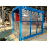 Buy cheap 118kg Mast Construction Lifts, 8 Rack Modulus 54m Elevator for Airport Built - up product