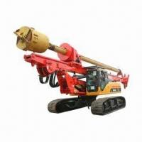Best Rotary Directional Drilling Rig with 750hp Rated Power Output wholesale