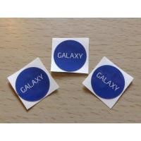 Best Printable Paper Nfc Tag Sticker , Mobile Payment 13.56 MHz RFID Sticker wholesale