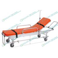 Best Low frame wheeled stretcher , aluminum alloy paramedic stretcher with opening circles wholesale